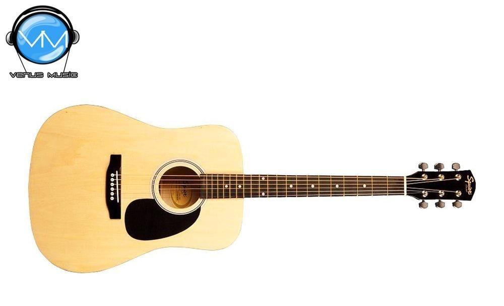 Guitarra Electroacústica Fender Squier SA105 Natural 1056930