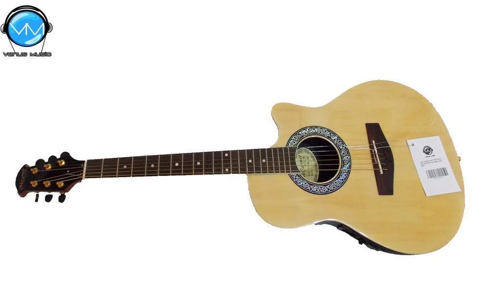 Guitarra Electroacústica McCartney Natural EFG