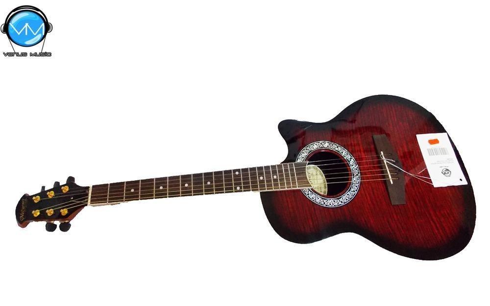 Guitarra Electroacústica McCartney WR