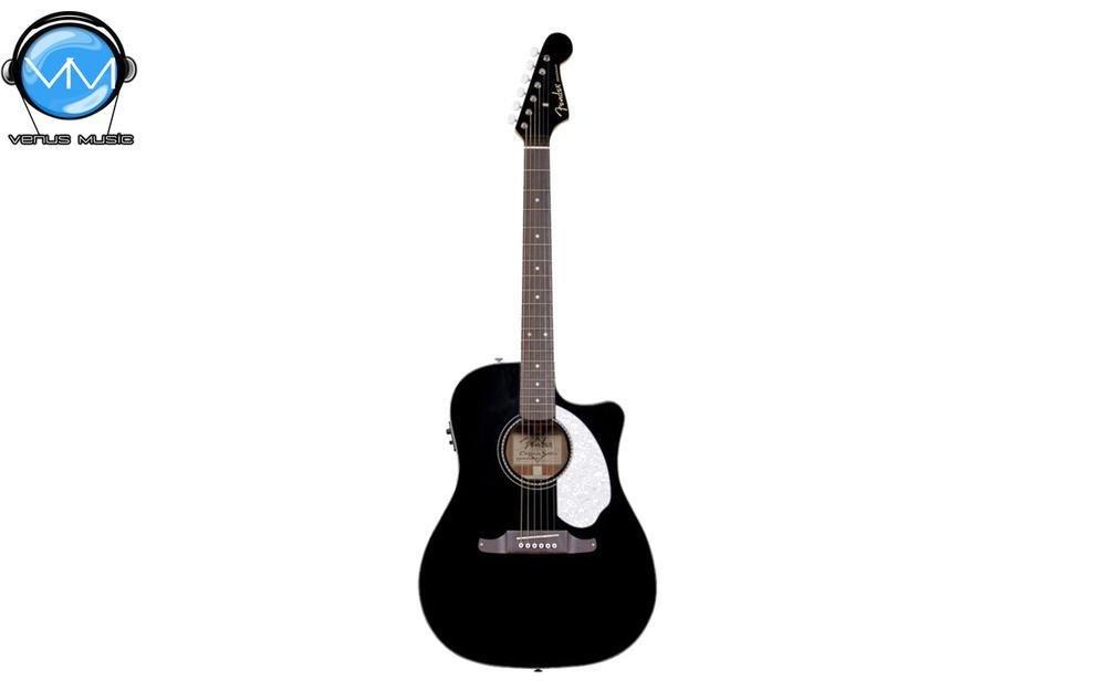 Guitarra Electroacústica Sonoran SCE Black Fender 7770098