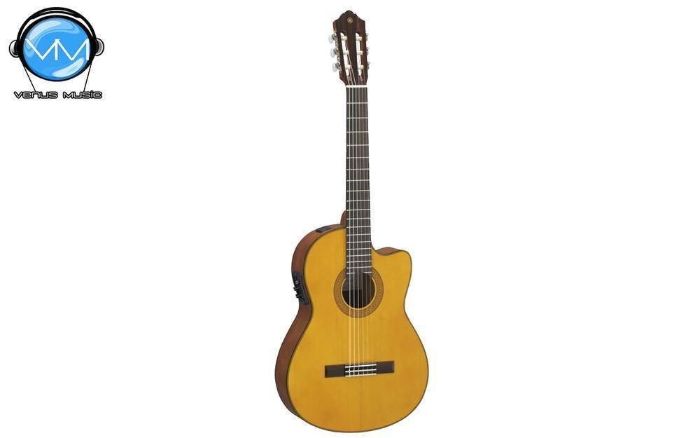 Guitarra Electroacústica Yamaha CGX122MCC 989543