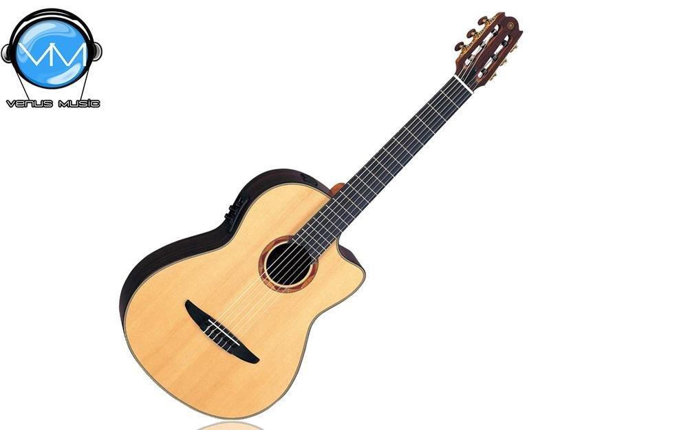 Guitarra Electroacústica Yamaha NCX1200R con Estuche 120015