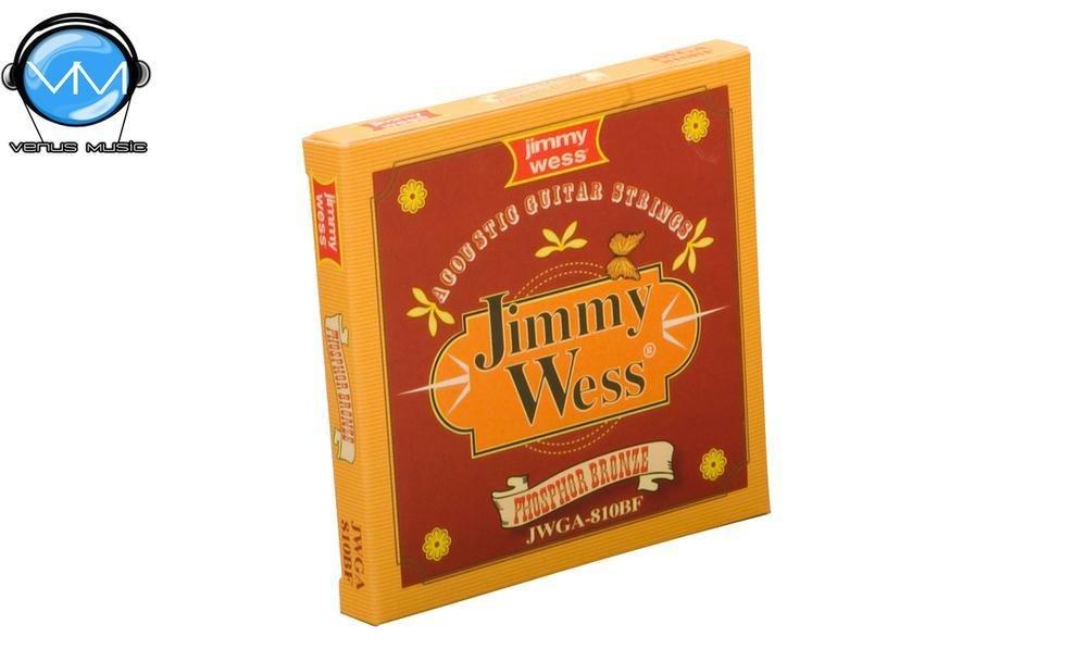 Jimmy Wess WB10 Encordadura Guitarra Acústica 81043294