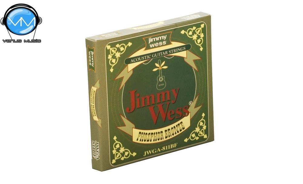 Jimmy Wess WB11 Encordadura Guitarra Acústica 8110048