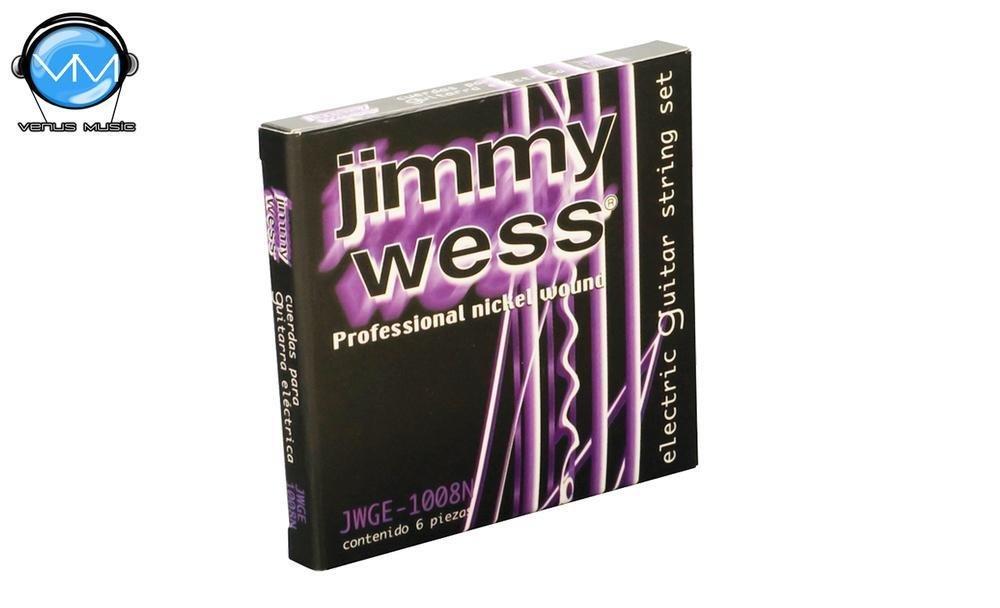 Jimmy Wess WN1008 Encordaduras Guit. Eléctrica 84384