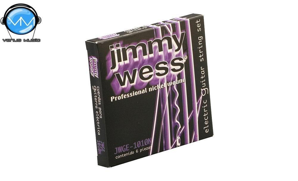 Jimmy Wess WN1010 Encordaduras Guit. Eléctrica 1010354