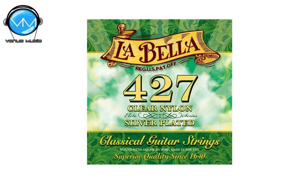 LABELLA 427 Encordadura Guit. Clásica Pacesetter Elite 427405