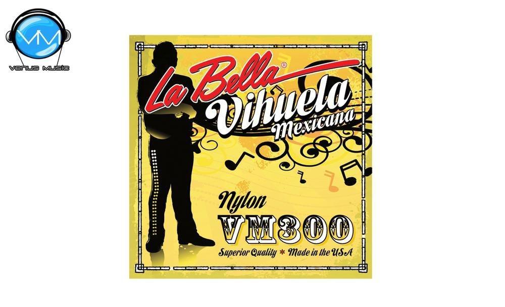LA BELLA VM300 Encordadura Vihuela 300243