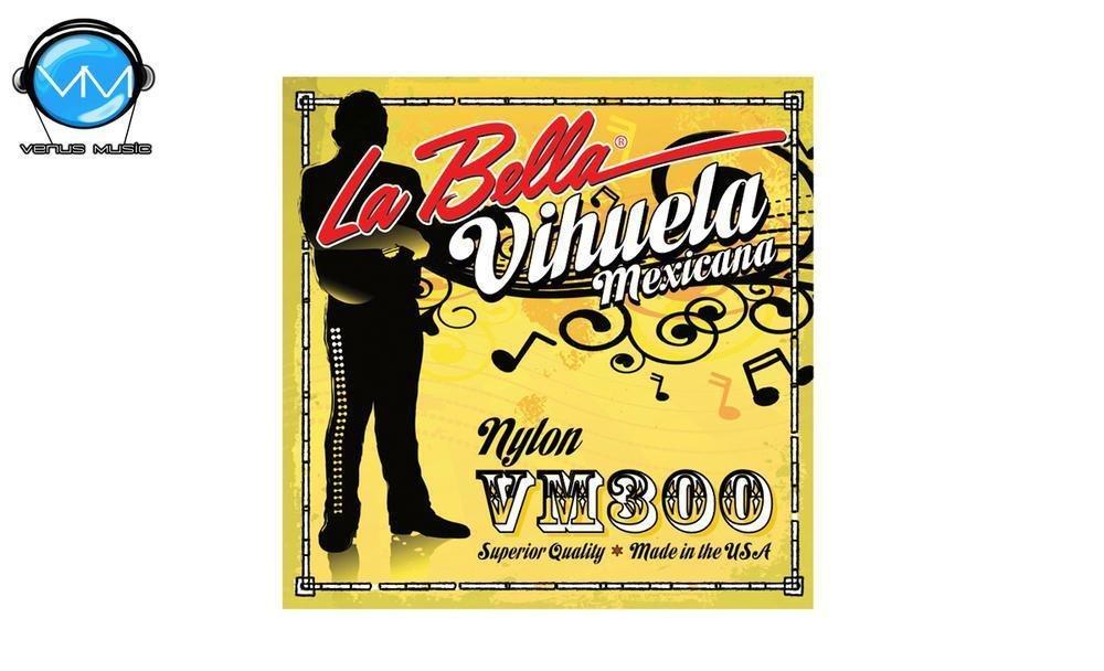 LA BELLA VM300 Encordadura Vihuela