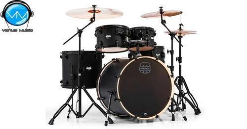 MAPEX BATERÍA MARS 6 PZ COLOR NIGHTWOOD CON HARDWARE NEGRO 7394830