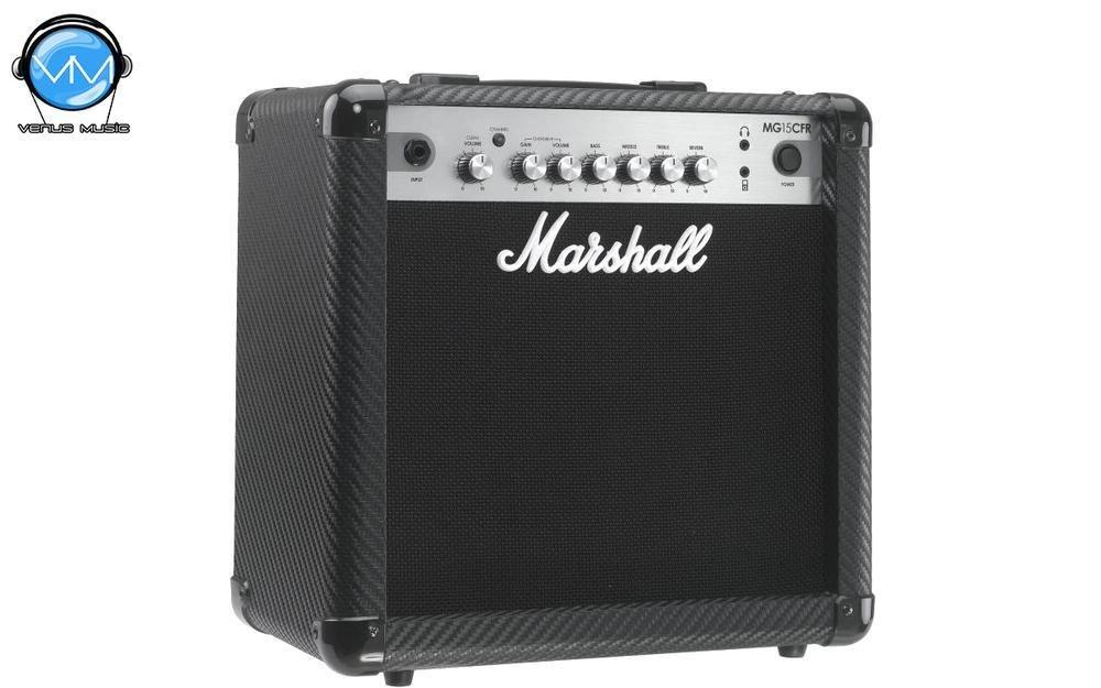 "MARSHALL MG15CFR COMBO PARA GUITARRA 1X8"" DE 15W 63463234"