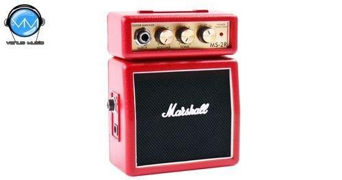 MARSHALL MS-2R MICRO AMP ROJO 8859044