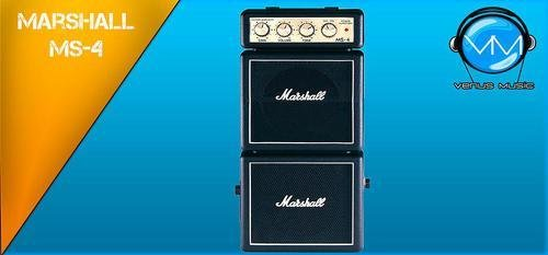MARSHALL MS-4 MICRO AMPLIFICADOR 1 WATT 8866990