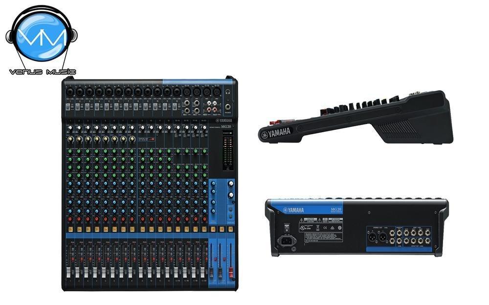 Mezcladora Yamaha de 20 canales MG20 768989