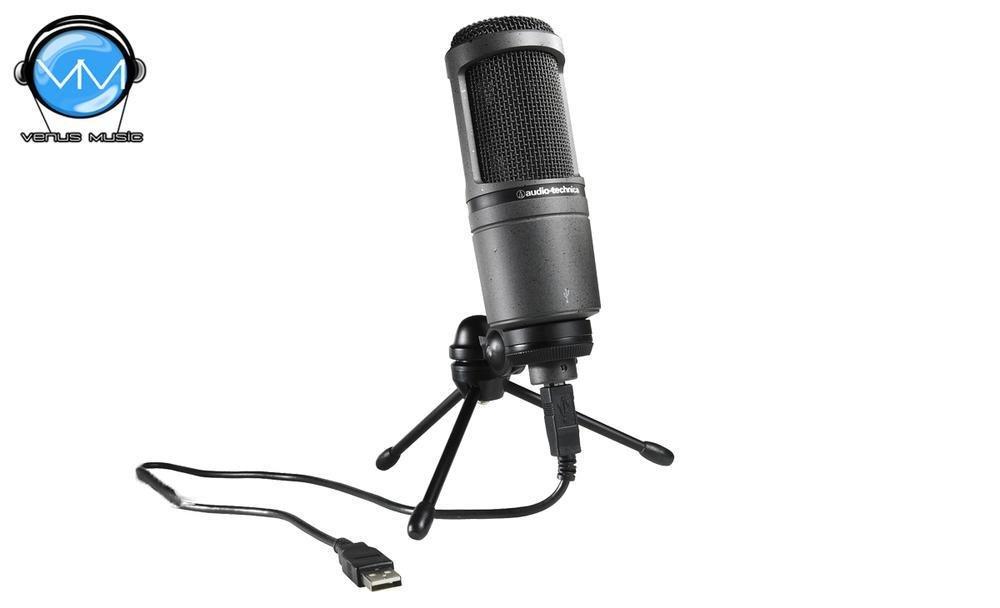 Micrófono Condensador Audio-technica AT2020 USB 9834092
