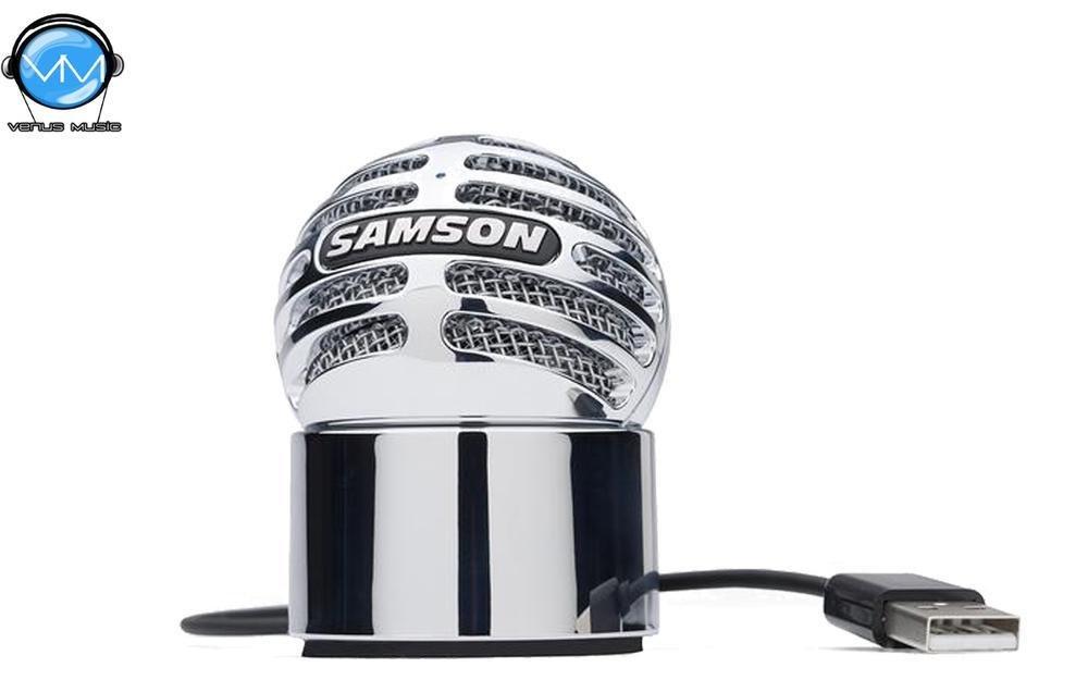 Micrófono Condensador USB Samson Meteorite 888302