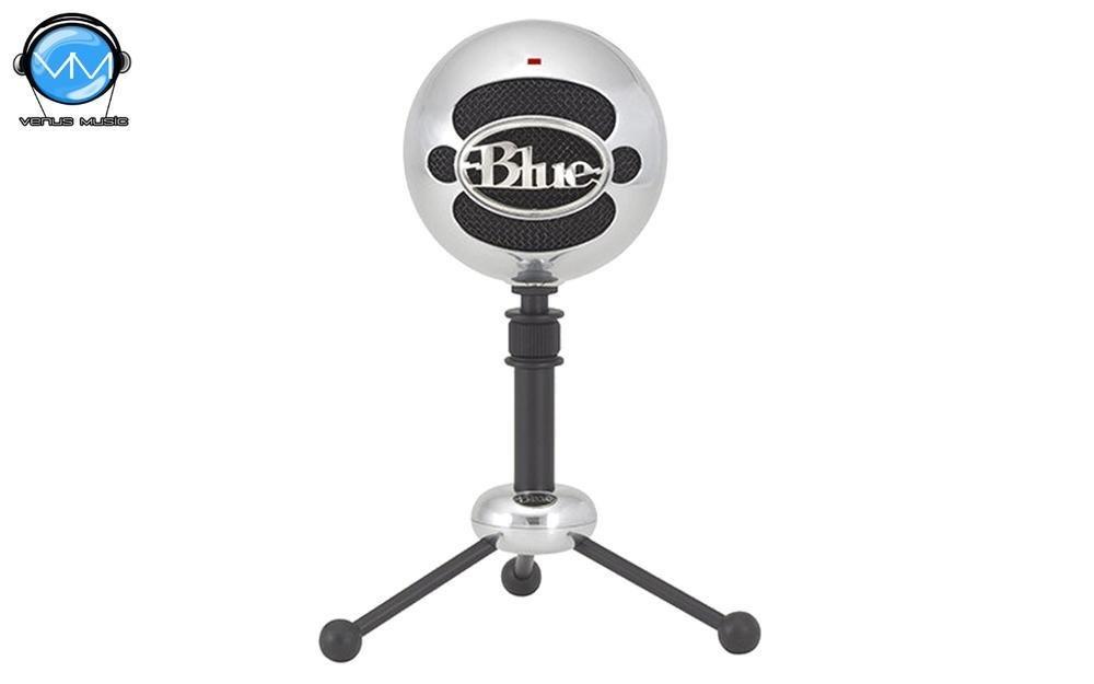 Micrófono Profesional Blue USB Snowball BA 984023