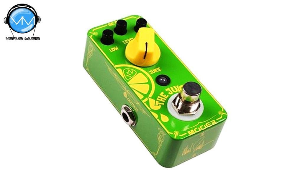 MOOER THE JUICER PEDAL OVERDRIVE NEIL ZAZA SIGNATURE 950588