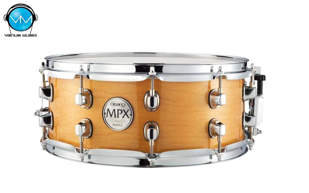MPX MAPEX TAROLA 14 X 5.5 MAPLE LAQUEADA NATURAL 87989543