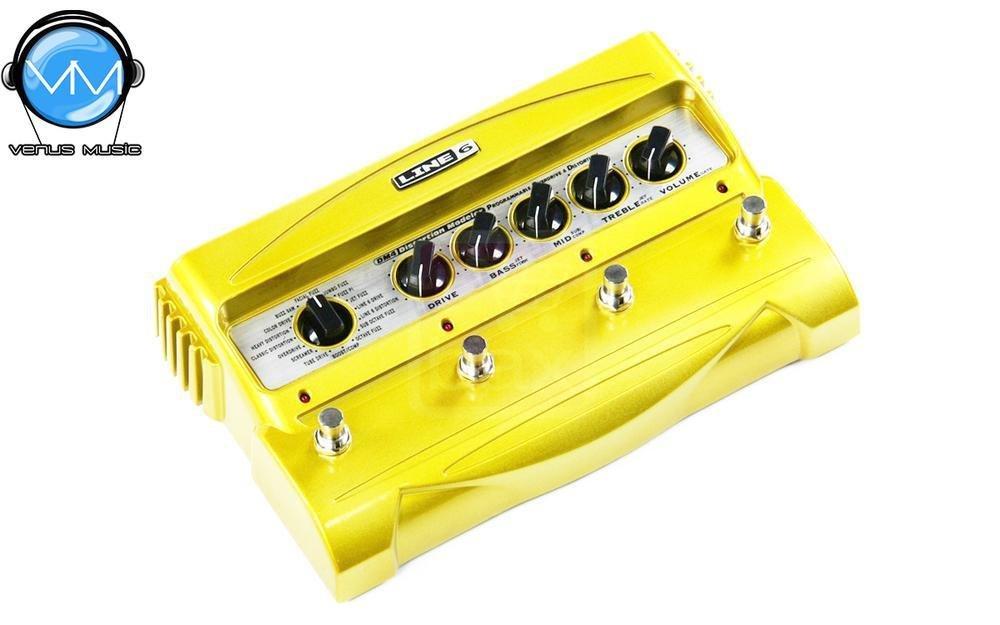Multiefectos Line 6 DISTMOD Stomp Box Modeler 842939