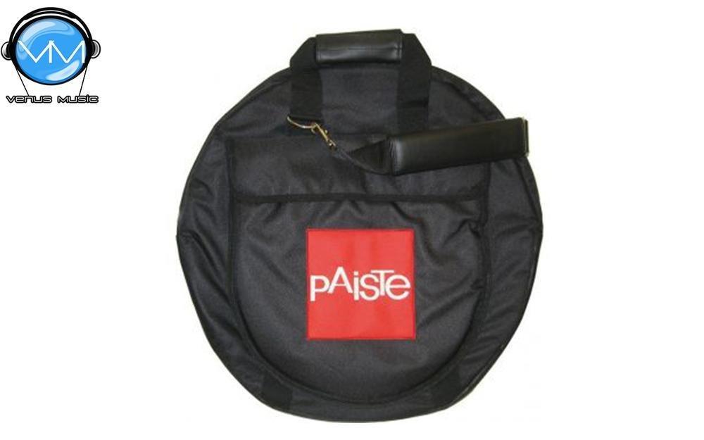"Paiste - Funda para Platillos Pro Cymbal Bag 24"" - Negro 86899"