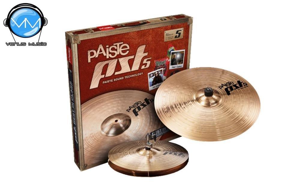 Paiste New Pst 5 Essential Set 14/18 768878
