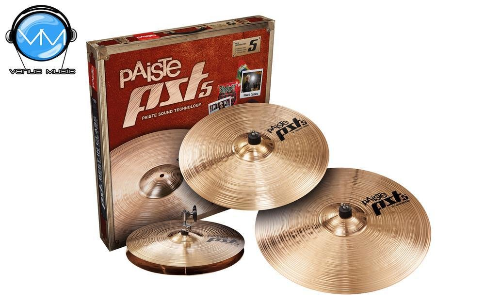 Paiste New Pst 5 Universal Set 14/16/20 141620876