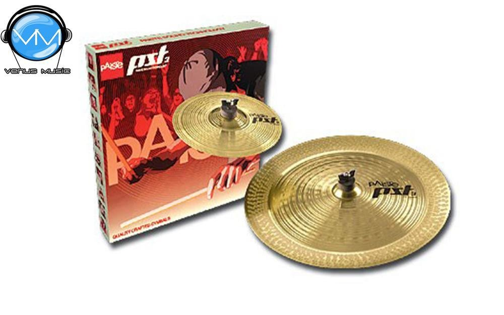 Paiste PST 3 Effects Pack (10/18) 9342842