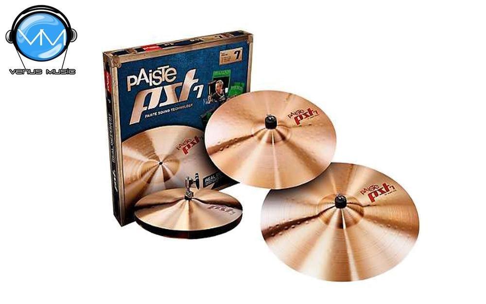 Paiste Pst 7 Heavy/Rock Set 14/16/20 Platillos 9024392