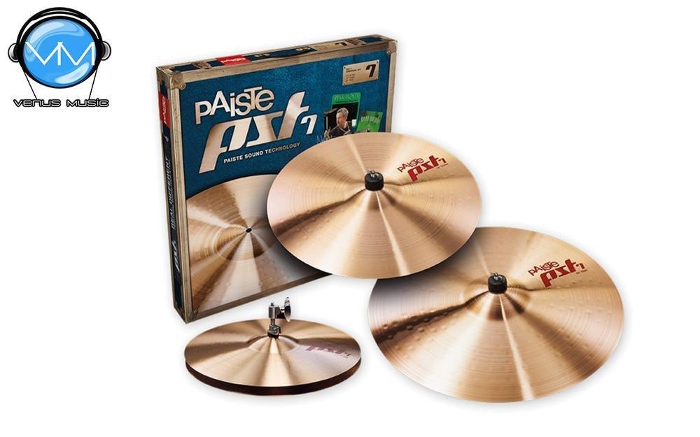 Paiste Pst 7 Medium/Universal Set 14/16/20 Platillos 4328042