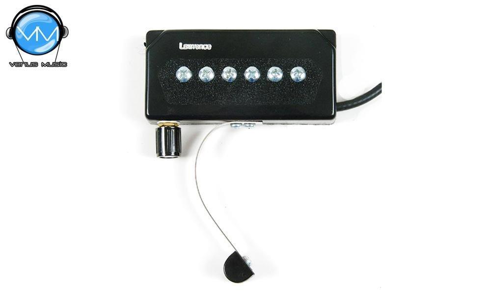 Pastilla Bill Lawrence para Guitarra Acustica y Bajo Sexto con Controlador de Volumen Mod.A345-C 3450098