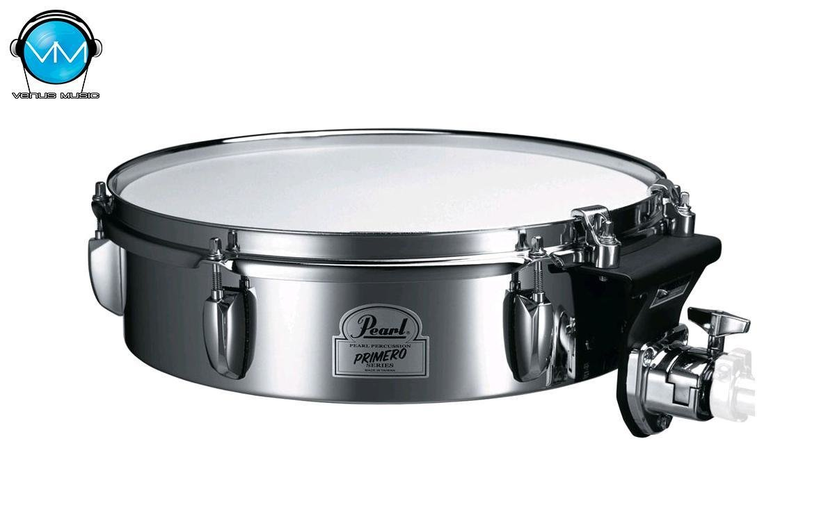 "Pearl PTE-313I 13"" Steel Flat Timbal 9523983"