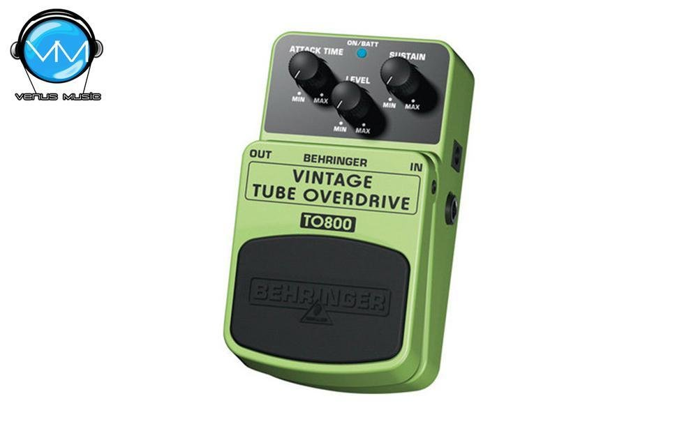 PEDAL BEHRINGER TO800 VITAGE TUBE OVERDRIVE 9086459