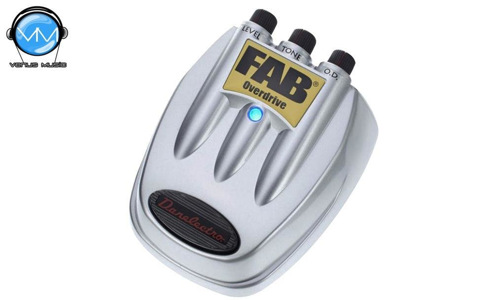 PEDAL DANELECTRO D2 OVERDRIVE 534536