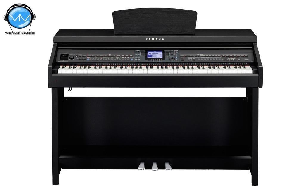Piano Clavinova CVP  Básico Negro Mate Yamaha CVP601B 896965