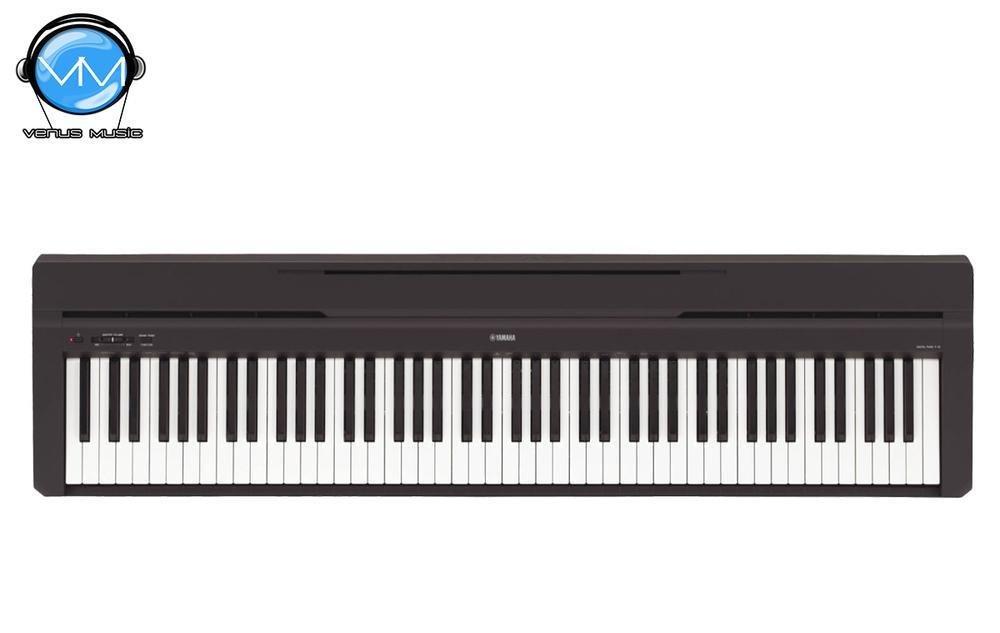 Piano Digital Básico Yamaha P45BSPA (Negro) 92352