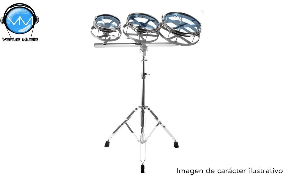 ROTOTOM GREGGS PERCUSSION X 3 C/STAND GP-RTT3CS 875043
