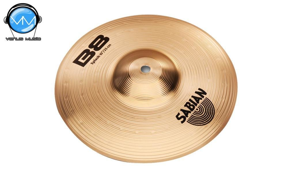 Sabian 41005 B8 Platillo Splash 10 3429823