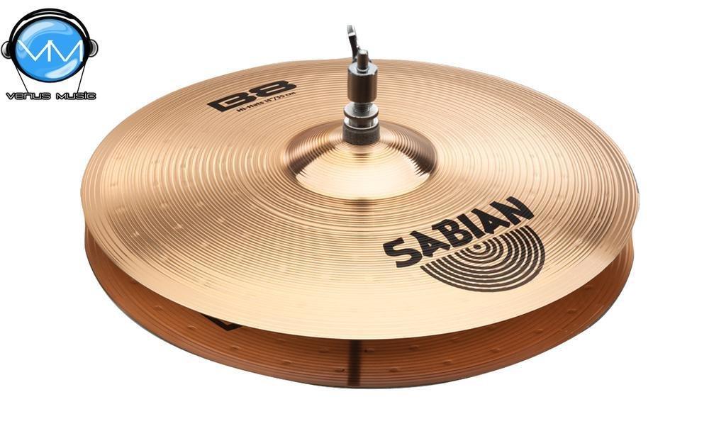Sabian 41402 B8 Platillo Hi-Hats 14 153409