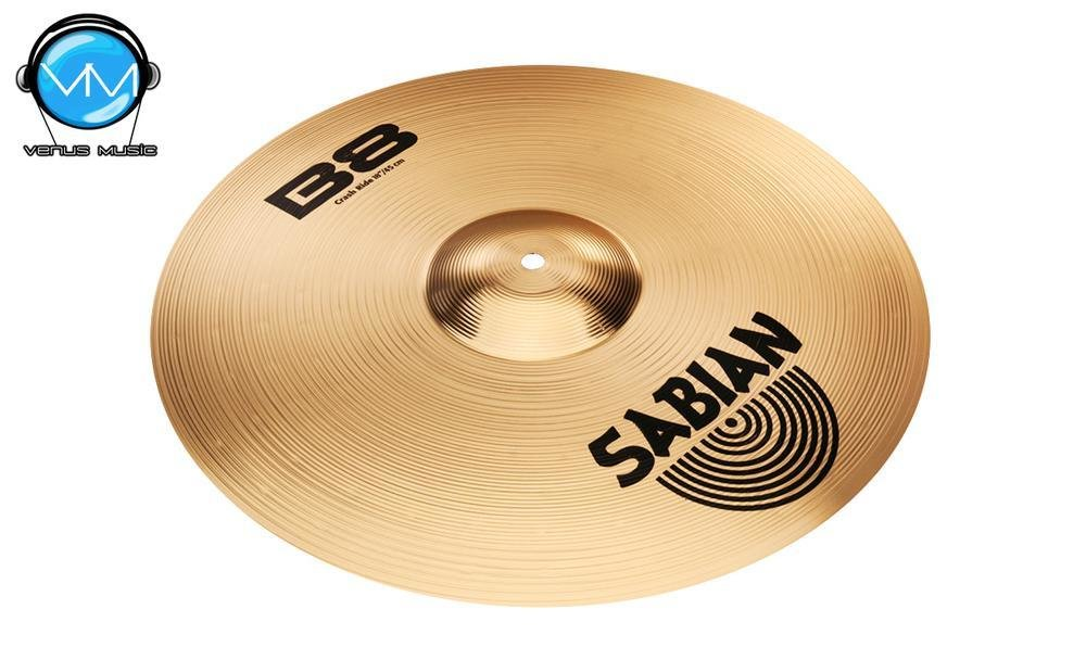 Sabian 41811 B8 Platillo Crash Ride 18 940535