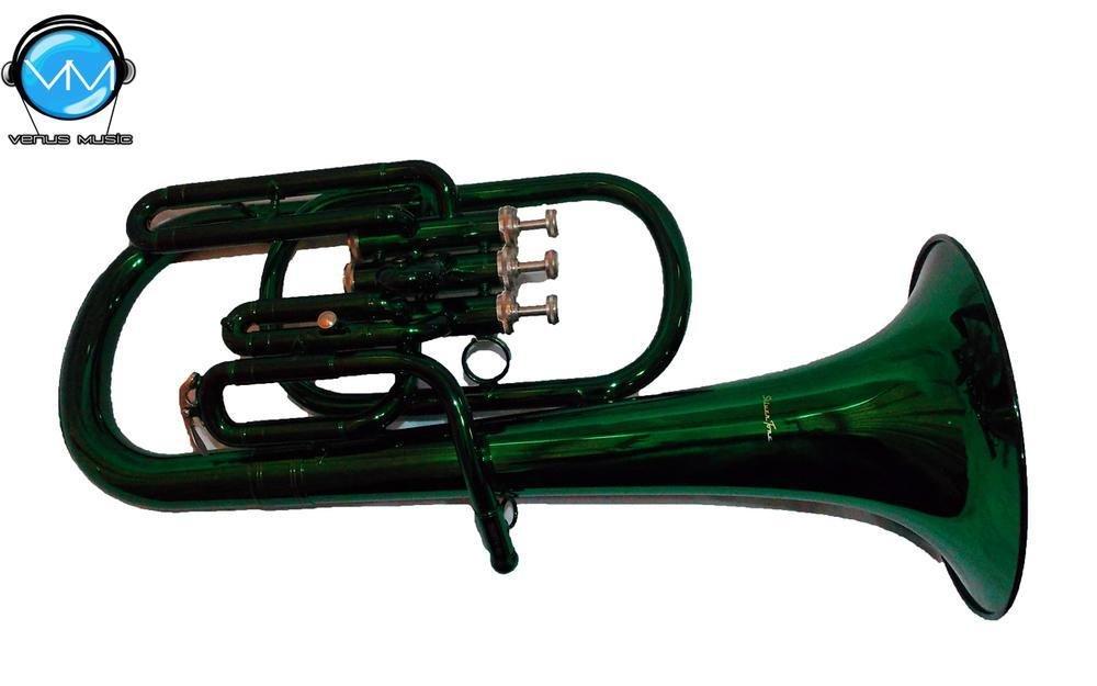 Saxor SilverTone Verde con Estuche 214122