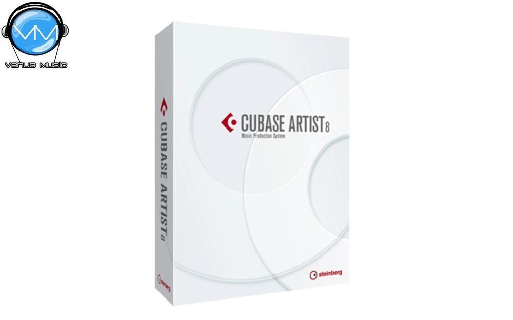 Software versión Artista 8 Cubase Artist 8 897432