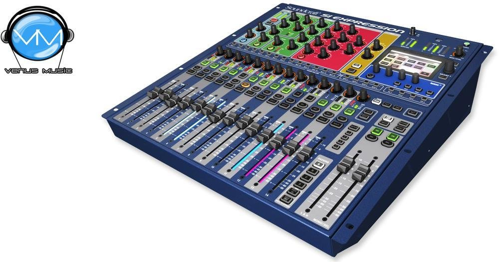 SOUNDCRAFT SI EXPRESSION 1 CONSOLA DIGITAL 16 CANALES 90023492