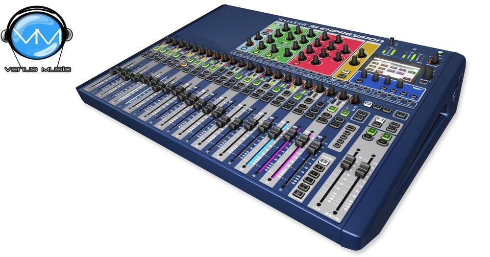 SOUNDCRAFT SI EXPRESSION 2 DIGITAL MIXER 24 CANALES 32990