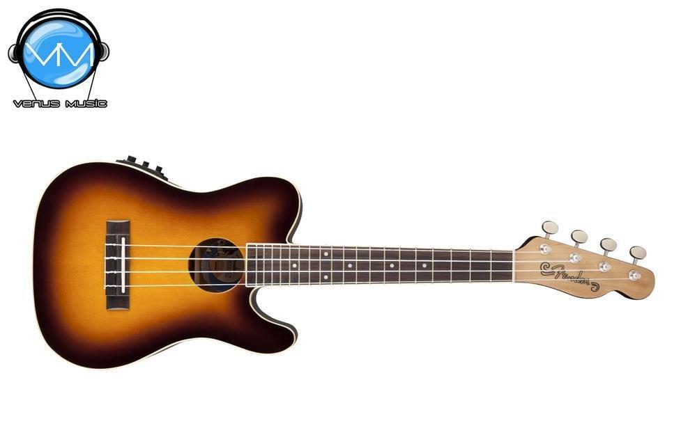 Ukulele Electroacústico Fender '52 39287042
