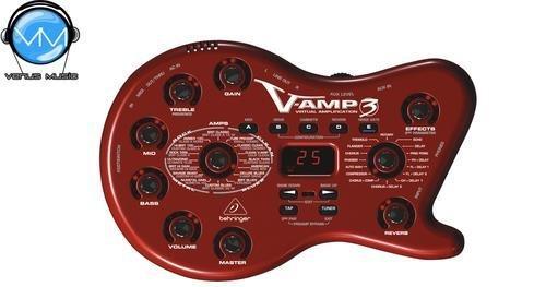 VIRTUAL AMPLIFICATION BEHRINGER V-AMP3 878889