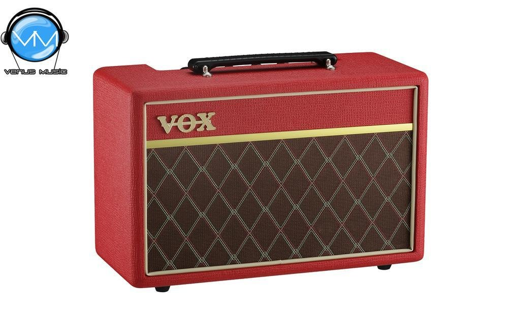 VOX PATHFINDER10 AMPLIFICADOR PARA GUITARRA 10 WATTS COLOR ROJO 1641055