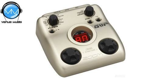 ZOOM G1NEXT MULTIEFECTOS P/GUITARRA 78905