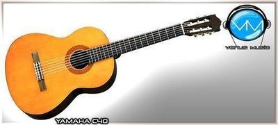 GUITARRA ACÚSTICA YAMAHA C-40