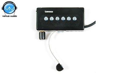 Pastilla Bill Lawrence para Guitarra Acustica y Bajo Sexto con Controlador de Volumen Mod.A345-C